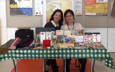 The Thrift Market at The Scape, 6 & 7 July 2019.