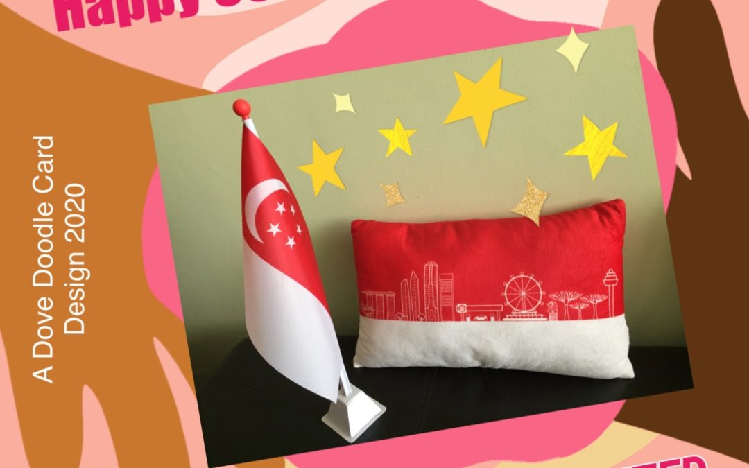 Happy 55th National Day!